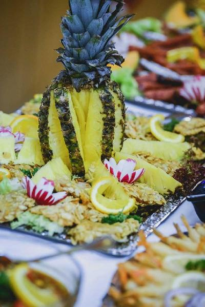 Das Bild Catering-Ananas.jpg vergrössern